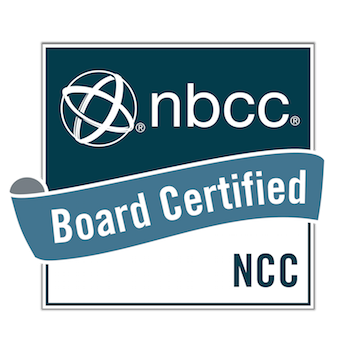 National Certified Counselor (NCC) Issued to Cecelia J Myers Issued by National Board for Certified Counselors